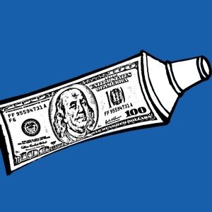 Money paste