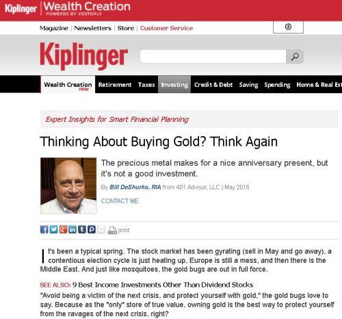 Kiplinger Gold